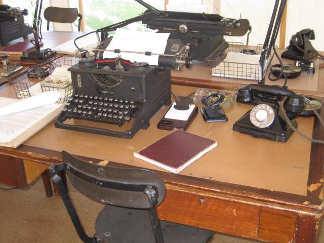 PresseZentrum wie 1940